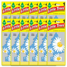 [メール便送料無料] デイジーフィールズ 12枚セット / Little Trees リトルツリー アメリカン雑貨