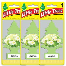 [メール便送料無料] ジャスミン 3枚セット / Little Trees リトルツリー アメリカン雑貨