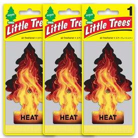 [メール便送料無料] ヒート 3枚セット Heat / Little Trees リトルツリー アメリカン雑貨