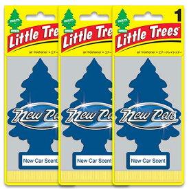 [メール便送料無料] ニューカー 3枚セット / Little Trees リトルツリー アメリカン雑貨