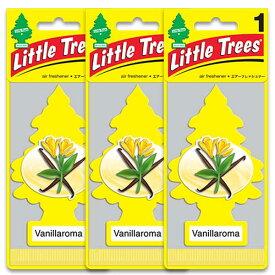 [メール便送料無料] バニラロマ 3枚セット / Little Trees リトルツリー アメリカン雑貨