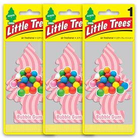 [メール便送料無料] バブルガム 3枚セット / Little Trees リトルツリー アメリカン雑貨