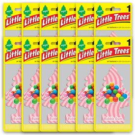 [メール便送料無料] バブルガム 12枚セット / Little Trees リトルツリー アメリカン雑貨