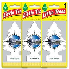 [メール便送料無料] トゥルー・ノース 3枚セット / Little Trees リトルツリー アメリカン雑
