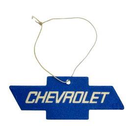 エアフレッシュナー [CHEVROLET シボレー ブルー] アメリカン雑貨