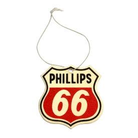 エアフレッシュナー [PHILLIPS 66 フィリップス] アメリカン雑貨