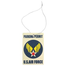エアフレッシュナー [U.S. AIR FORCE エアフォース] アメリカン雑貨