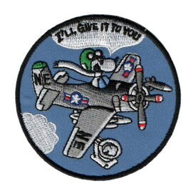 ワッペン / SNOOPY スヌーピー [E138] パイロットSKY アメリカン雑貨 アメ雑