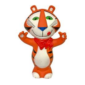 Kellogg ケロッグ Tony the Tiger トニー ザ タイガー フィギュア ソフビ コインバンク 貯金箱 スタチュー アメリカン雑貨