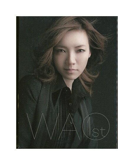 【中古】CD+DVD「 和央ようか / WAO 1st 」初回限定