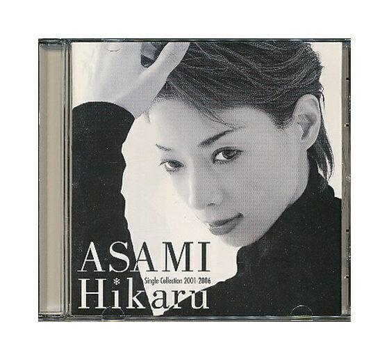 【中古】CD「 朝海ひかる / Single Collection 2001-2006 」宝塚
