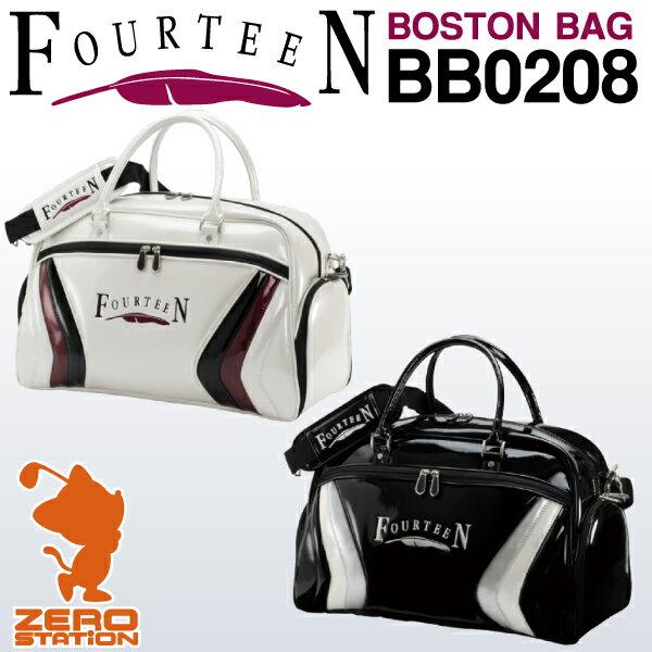 FOURTEEN フォーティーン BB0208 メンズ ボストンバッグ 2017年モデル