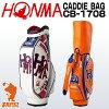HONMA本间高尔夫球CB-1708人高尔夫球场服务员包9型47英寸对应2017年型号