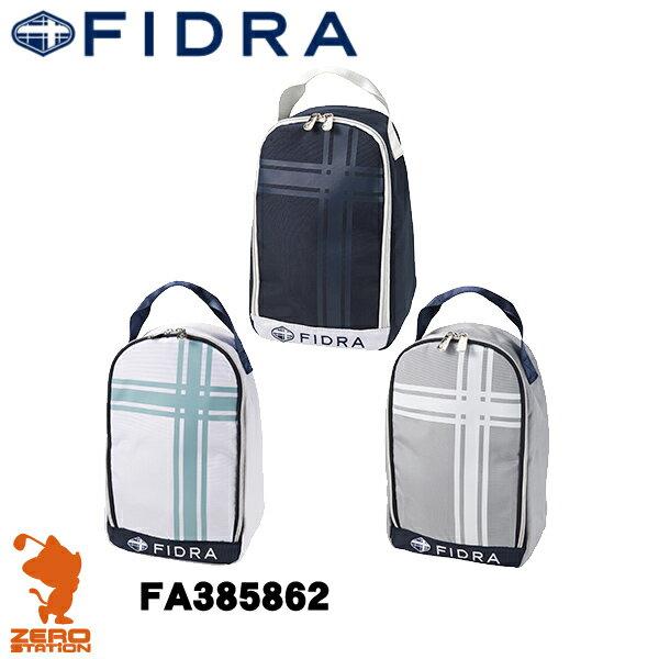 《あす楽》FIDRA フィドラ FA385862 シューズケース ウェビング素材 [17春夏]