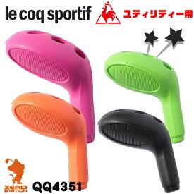 《あす楽》le coq ルコック QQ4351 i-cover アイカバー ヘッドカバー ユーティリティ用 EVA素材