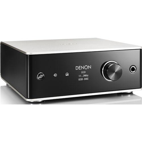 DENON - DA-310USB/プレミアム・シルバー(USB/DAC搭載ヘッドホンアンプ)【店頭受取対応商品】【在庫有り即納】