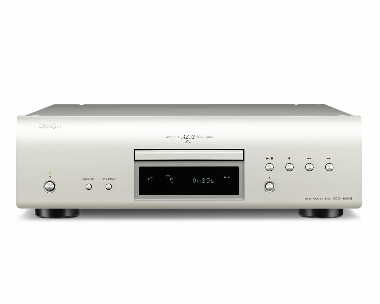 DENON - DCD-1600NE(SACDプレーヤー)【店頭受取対応商品】【次回8月末入荷予定・ご予約受付中】