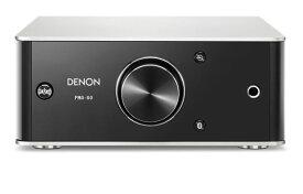 DENON - PMA-60/プレミアムシルバー(USB-DAC搭載プリメインアンプ)【店頭受取対応商品】【在庫有り即納】