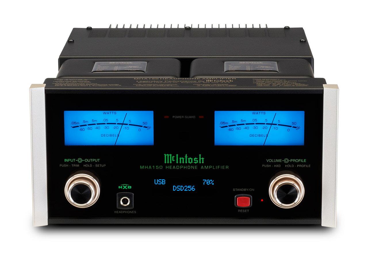 McIntosh - MHA150(ヘッドホンアンプ)