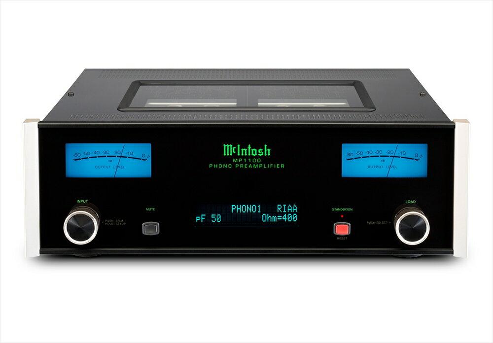 McIntosh - MP1100(MC/MMフォノイコライザー)
