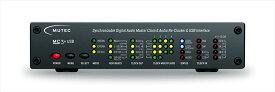 MUTEC - MC-3+USB/Black(USB デジタルオーディオ・マスタークロックジェネレーター)【店頭受取対応商品】【在庫有り即納】