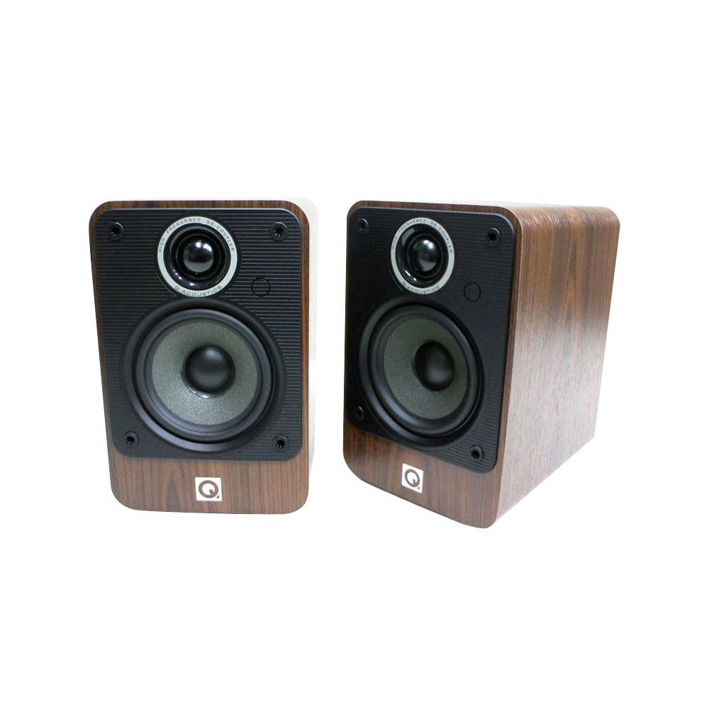 Q-Acoustics - 2010i/ウォルナット(ペア)(ブックシェルフ型 スピーカー)《逸品館限定価格》【店頭受取対応商品】【在庫有り即納】