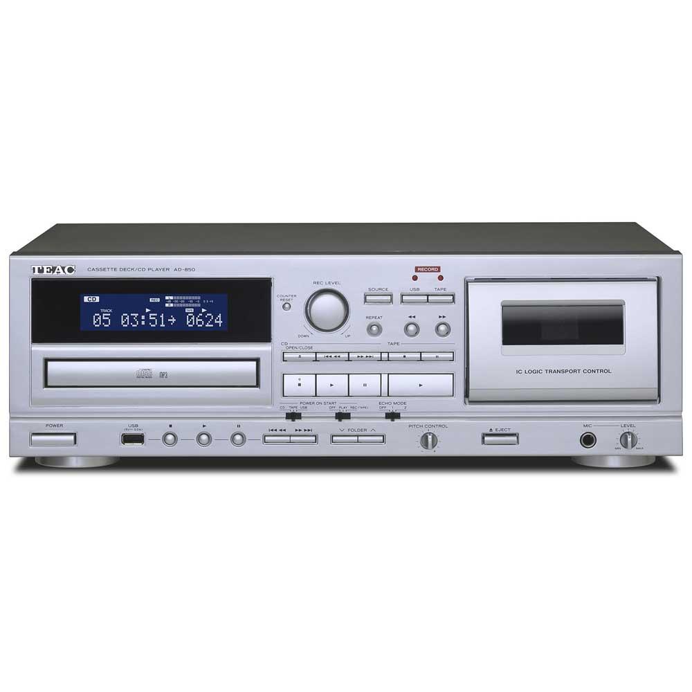 TEAC - AD-850(カセットデッキ+CDプレーヤー)【店頭受取対応商品】【在庫有り即納】