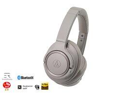 audio-technica - ATH-SR50BT-BW(ブラウン)(ワイヤレスヘッドホン)【店頭受取対応商品】【メーカー取寄商品・3〜5営業日前後でお届け可能です※メーカー休業日除く】