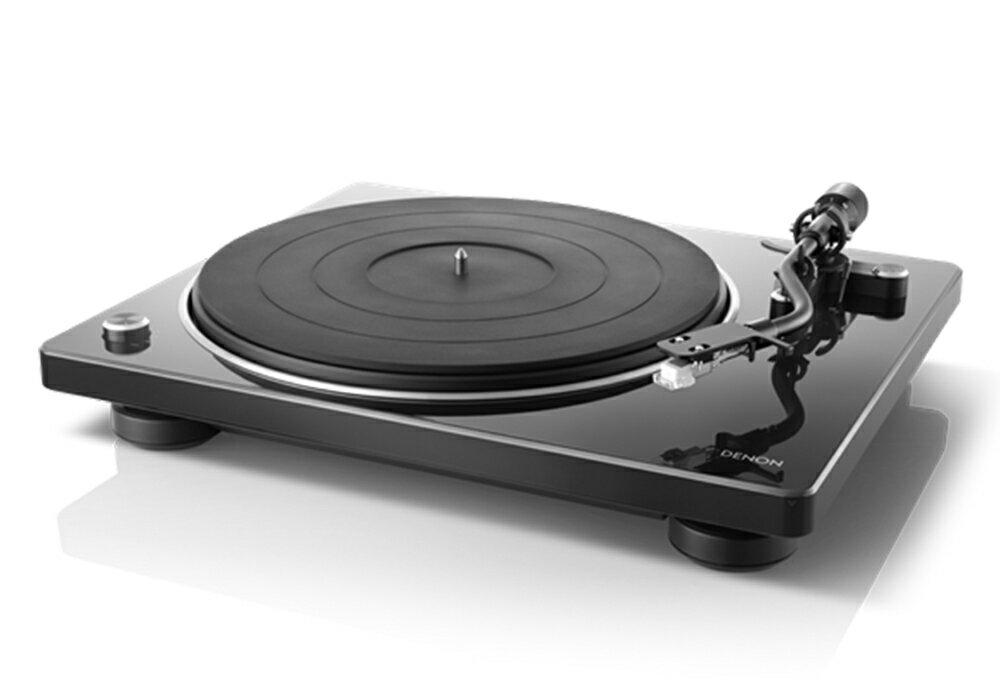 DENON - DP-400/ブラック(ベルトドライブ方式・レコードプレーヤー)【店頭受取対応商品】【在庫有り即納】