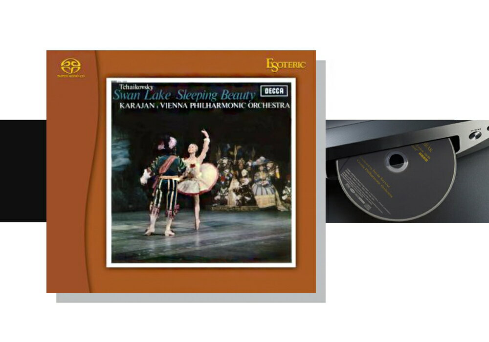 ESOTERIC - ESSD-90171(チャイコフスキー: 3大バレエ組曲)【12月上旬発売予定・ご予約受付中】
