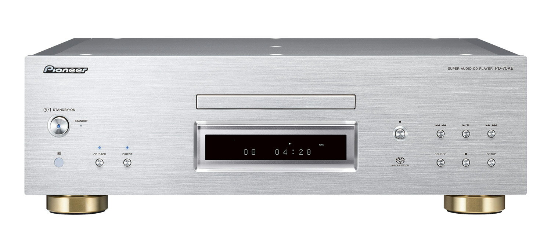 Pioneer - PD-70AE/シルバー(スーパーオーディオCDプレーヤー)【店頭受取対応商品】【在庫有り即納】