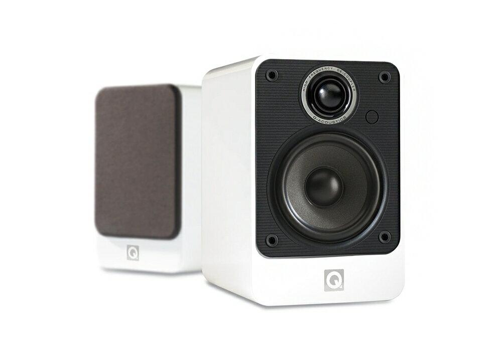 Q-Acoustics - 2010i/グロス・ホワイト(ペア)(ブックシェルフ型 スピーカー)《逸品館限定価格》【店頭受取対応商品】【在庫有り即納】