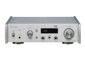 TEAC - UD-505-S/シルバー(USB-DAC内蔵ヘッドホンアンプ)【在庫限り・在庫有り即納】