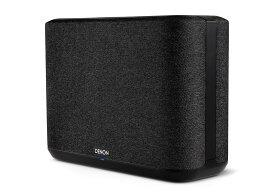 DENON - HOME 250/ブラック(DENONHOME250K)(アンプ内蔵・高音質ステレオネットワークスピーカー)【在庫有り即納】
