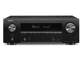 DENON - AVR-X1600H/K(7.2ch・AVサラウンドレシーバー)【店頭受取対応商品】【在庫有り即納】