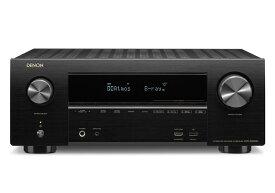 DENON - AVR-X2600H/K(7.2ch・AVサラウンドレシーバー)【店頭受取対応商品】【在庫有り即納】