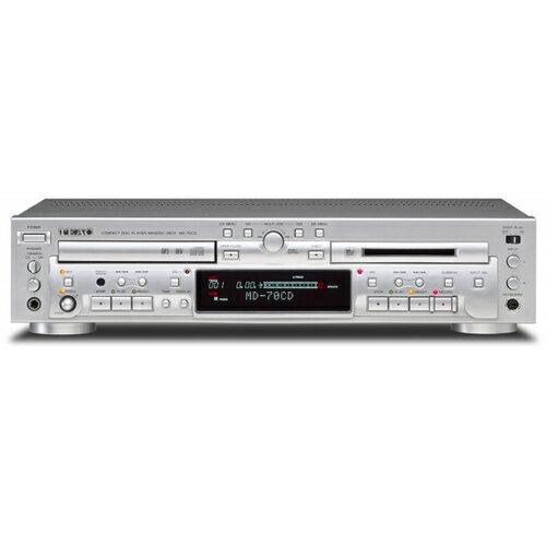 TEAC - MD-70CD-S(CDプレーヤー/MDレコーダー)【店頭受取対応商品】【在庫有り即納】