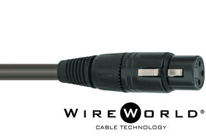 【アクセサリー即納可能】【インターコネクトケーブルバランス】Wire WorldEquinox 7QBI7BAL 1mインターコネクトケーブルバランス