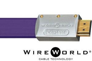 【アクセサリー即納可能】【HDMIケーブル】Wire WorldUltraviolet 7UHH7 1.0mHDMIケーブル