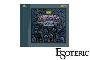 【送料無料!!クリックポストでの発送となります】ESOTERICマーラー:交響曲第2番「復活」&第4番ESSG-90141/42 2枚組SACDハイブリッド