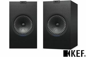 【納期はお問合せください】KEF Q350Qシリーズコンパクトスピーカー (ペア)