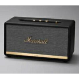 Marshall Stanmore II Bluetooth Black Bluetooth/RCA/3.5mmステレオミニ/3種類入力対応アンプ内蔵スピーカー ZMS-1001902 【616】 【P10】