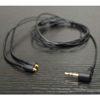 NOBUNAGA LABS TR-SE3 (MMCX connector spare cable, such as SHURE SE series, UE900) nobnagarabo Wisetech TRSE3