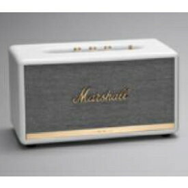 Marshall Stanmore II Bluetooth White Bluetooth/RCA/3.5mmステレオミニ/3種類入力対応アンプ内蔵スピーカー ZMS-1001903 【616】 【P10】