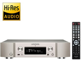 Marantz NA6005-N (gold) Wi-Fi/Bluetooth/FM/AM tuner with network audio player Marantz NA-6005