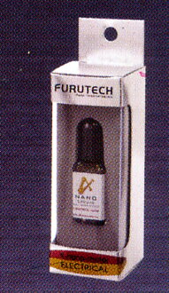 FURUTECH nano liquid gold + silver (2cc) high-end grade electric