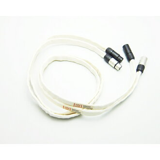 solid core audio interconnect flat FLAT XLR/1.5m pair (copper wire type, 1 pair) XLR balanced cable dampener audio