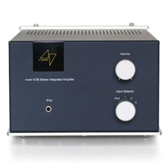 "47 Laboratory Model4736 Stereo Integrated Amplifier ""Midnight Blue"" 47 연구소"