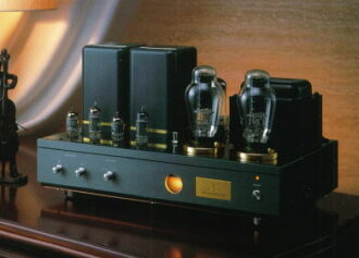 AIR TIGHT ( airtight ) ATM-300 (output bulb 300 B by selling models) stereo single amp