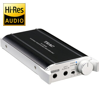 TEAC HA-P50SE-B (black) DAC with portable headphone amplifier TEAC HAP50SE